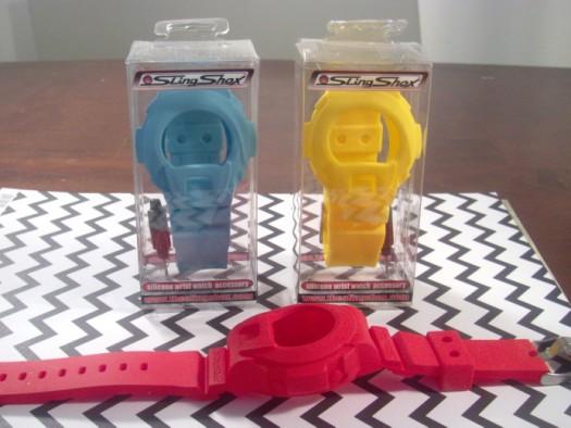 SlingShox GShock Watch Sleeves