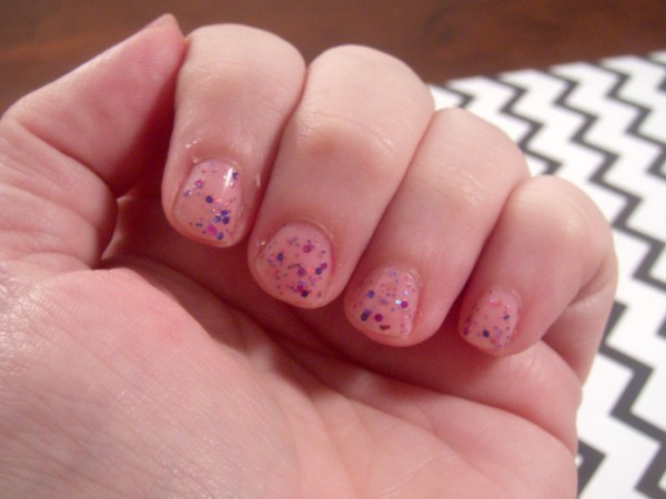 Girly by Revlon Nail Polish Review