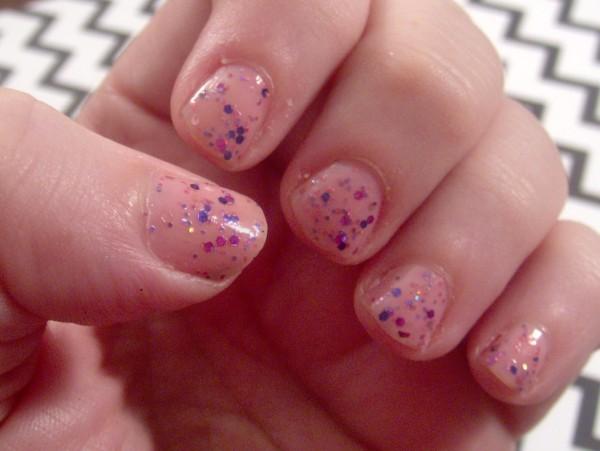 Girly by Revlon nail polish review