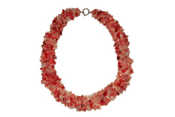 carnelian Necklace from U Breyn