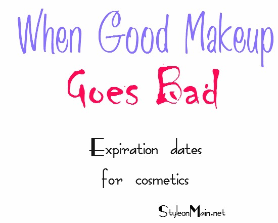 Makeup Expiration Dates and Guidelines