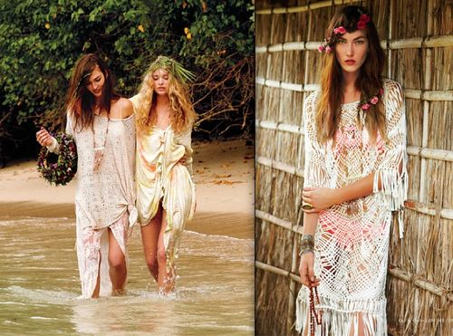 Boho Chic fashion