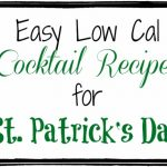 Recipes for St Patrick's Day Cocktails