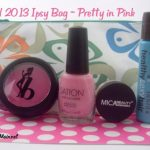 April Ipsy Bag | Pretty In Pink