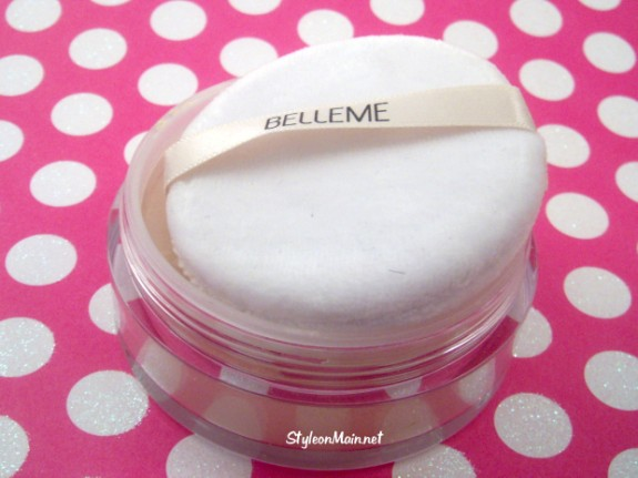 Belleme Finishing Powder