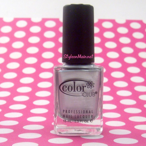 Color Club On the Rocks Nail Polish