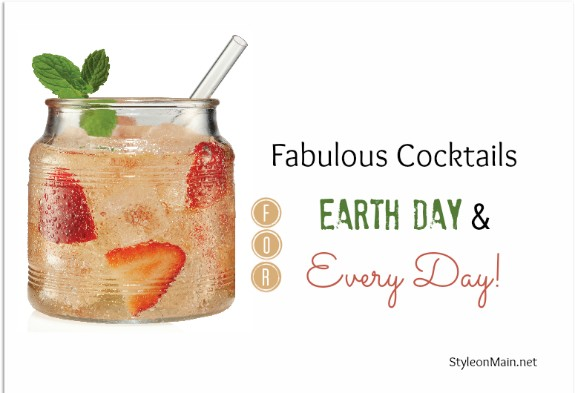 Skinnygirl Cocktails Recipes for Earth Day or Every day