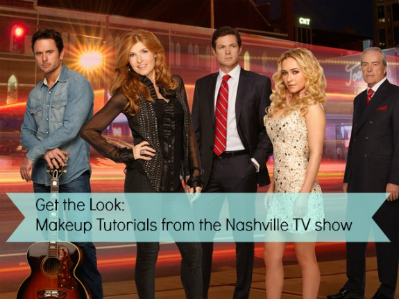 Makeup tutorials from Nashville TV show