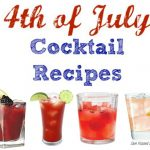 4th of July Cocktails Recipes