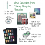 Disney Beauties Ariel Collection Overview