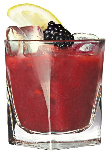Red White and Blueberries Cocktail Recipe