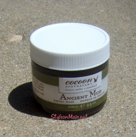Cocoon Apothecary Mud Mask
