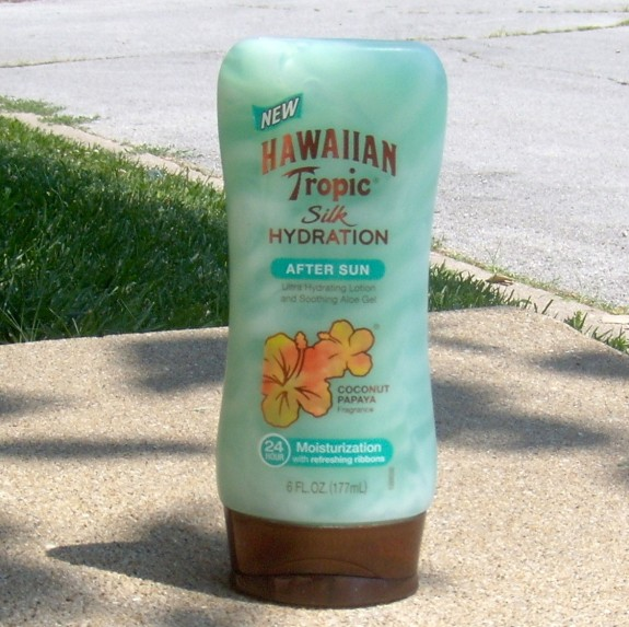 Hawaiian Tropic Silk Hydration after sun care