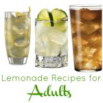 Lemonade Cocktail Recipes for Adults
