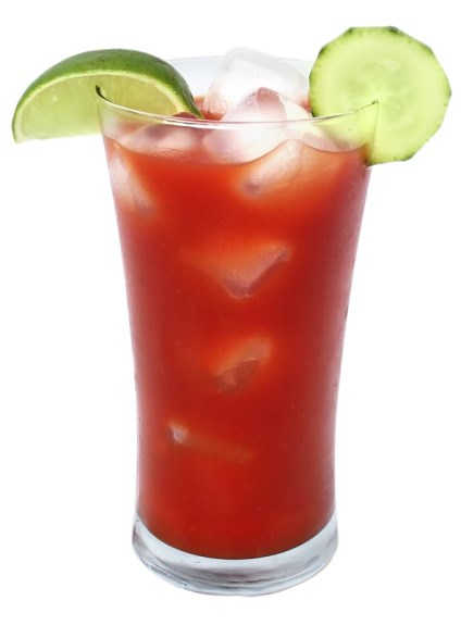 Shark Bite Bloody Mary Recipe