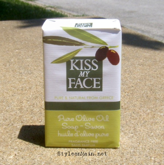 Kiss My Face Oilve Oil Soap
