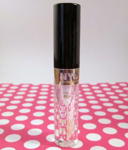 NYC Big Bold Lip Gloss Big is Beautiful