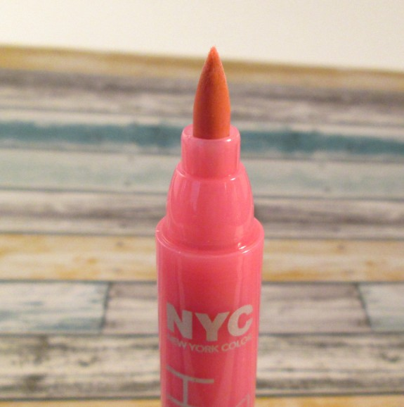 NYC Smooch Proof Lip Stain Persistent Pink