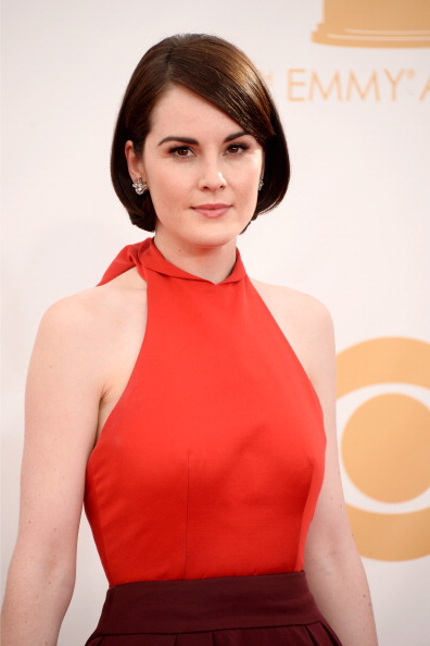 Michelle Dockery 65th Annual Primetime Emmy Awards - Arrivals