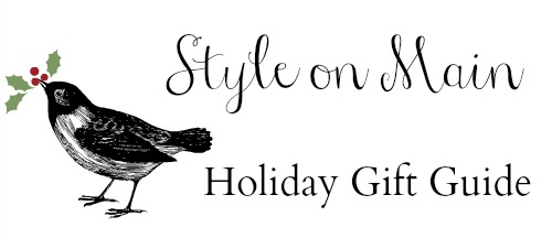 Style on Main 2013 Holiday Gift Guide