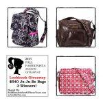 Fall Fashionista Lookbook & Ju Ju Be Bags Giveaway