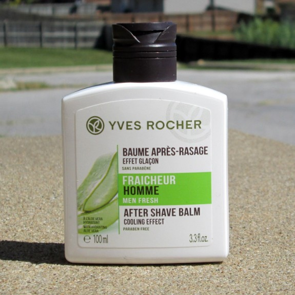 Yves Rocher Men Fresh After Shave Balm