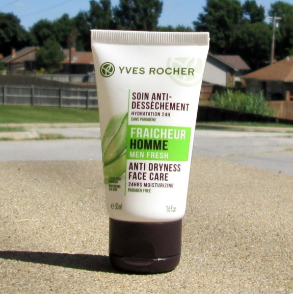 Yves Rocher men Fresh Anti Dryness Face Care
