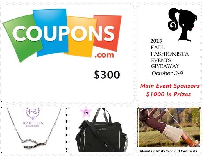 Fall Fashionista Events Main Event Sponsors Handwoven Scarf + Maggie Bags Fall Fashionista Giveaway