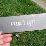 Introducing Frankie Rose Cosmetics