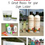 Gym Locker Essentials | Five Easy Pieces