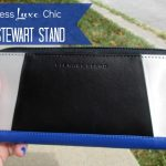 Stainless Luxe Chic with Stewart Stand