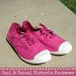 Casual and Cool with Victoria Footwear