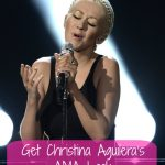 How to Get Christina Aguilera's AMA Look