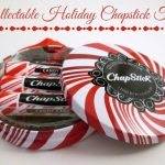 Collectable Chapstick Holiday Tins