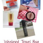 Weekend Getaway Must Haves | 5 Easy Pieces