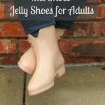 Mel Shoes: Jelly Shoes for Adults