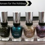 Sally Hansen Holiday Nail Polish + Swatches