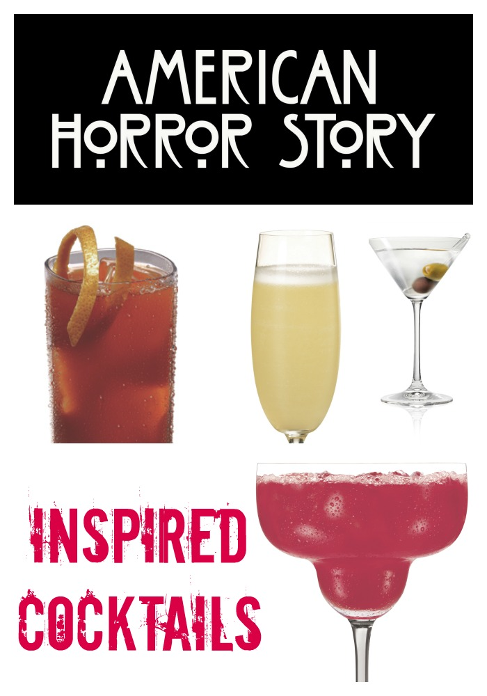 American Horror Story Inspired Cocktails