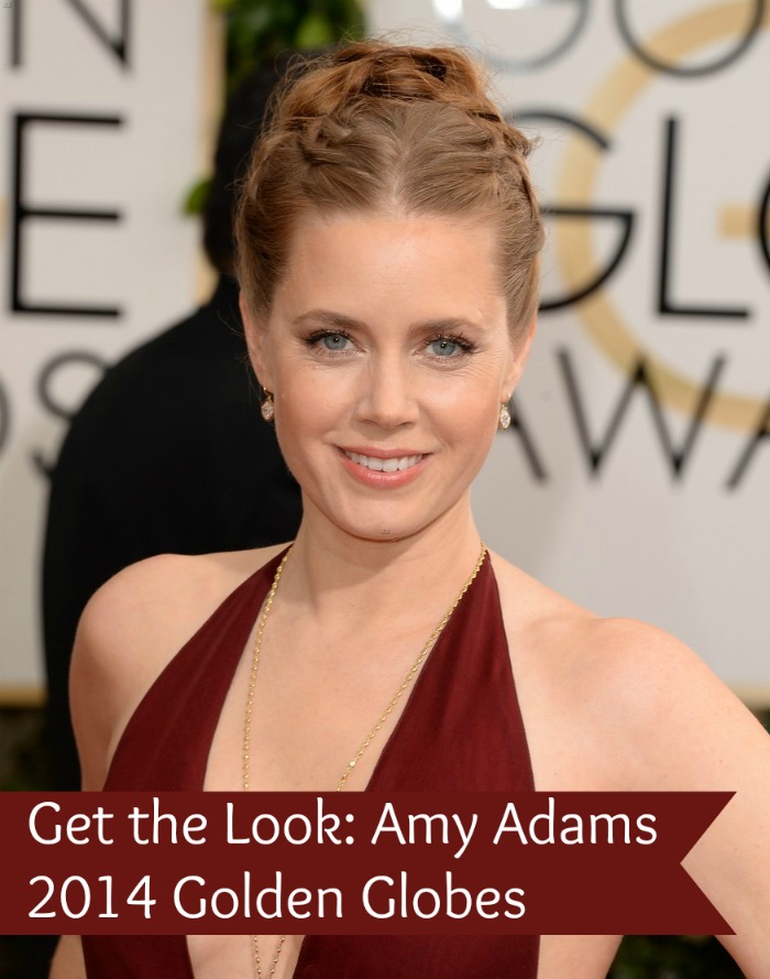 Get the Look: Amy Adams Golden Globes 2014