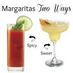 Sweet and Spicy Margarita Recipes