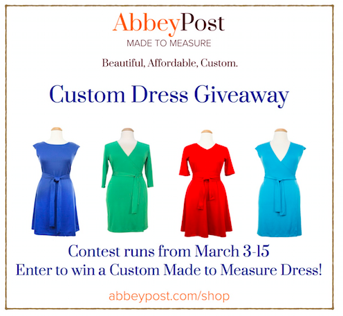 abbeypost dress