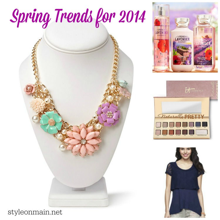 Spring Trends 2014 + $400 Coupons.com Giveaway