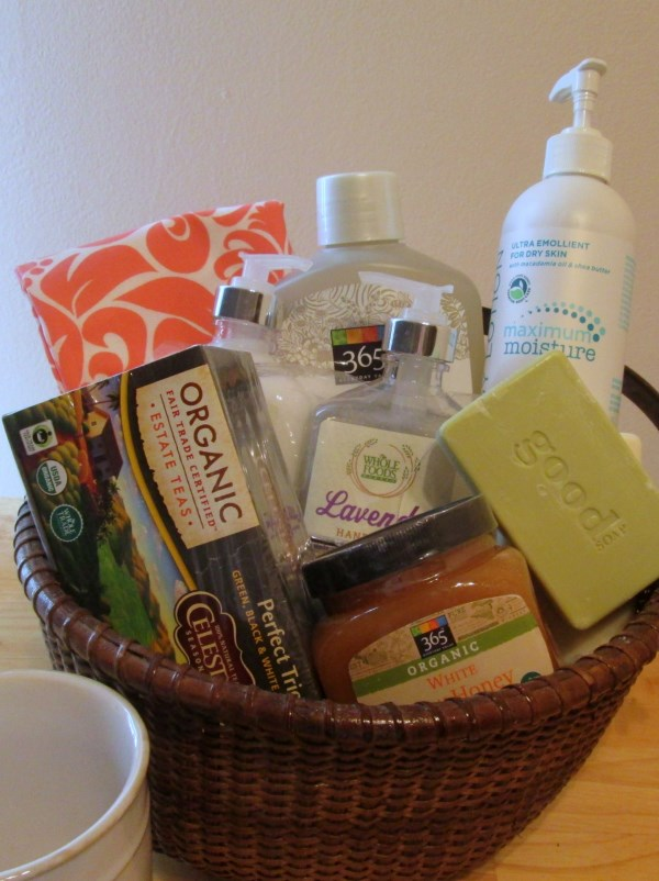 Whole Foods Gift Basket