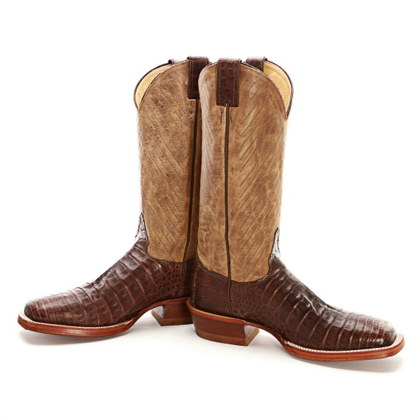 BootDaddy_Collection_with_Justin_Brown_Caiman_Cowboy_Boots
