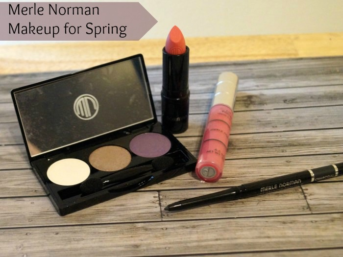 Merle Norman Spring Makeup Review