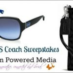 Bridget Coach Sunglasses & Wristlet Giveaway – US Only