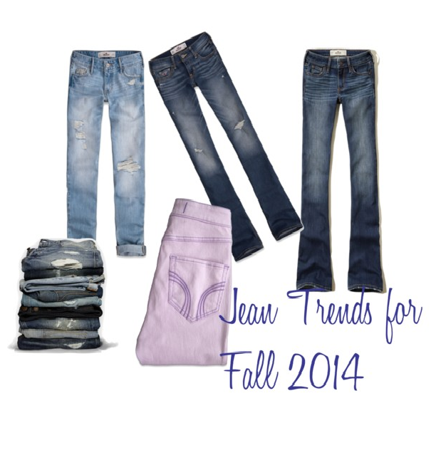 Jean Trends for 2014