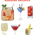 Low Calorie 4th of July Cocktails for Your Party