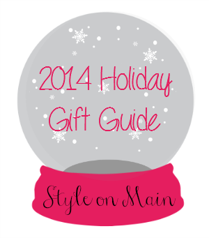 Join our fashion & Beauty Holiday gift guide 2014