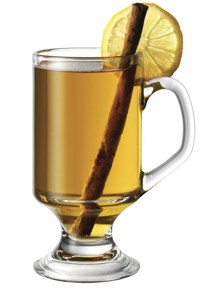 Hot Pumpkin Tequila Toddy